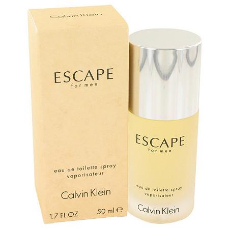 ESCAPE by Calvin Klein for Men Eau De Toilette Spray 1.7 oz at PalmBeach Jewelry