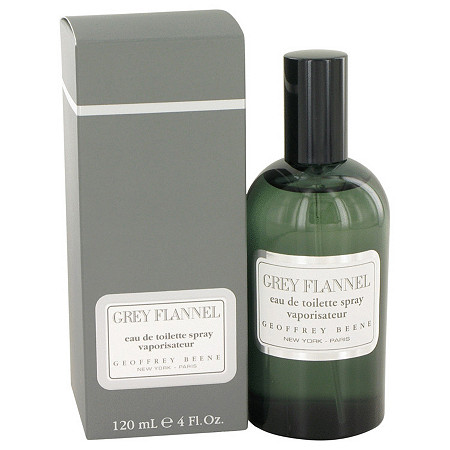 Grey Flannel for Men by Geoffrey Beene Eau De Toilette Spray 4 oz. at Direct Charge presents PalmBeach