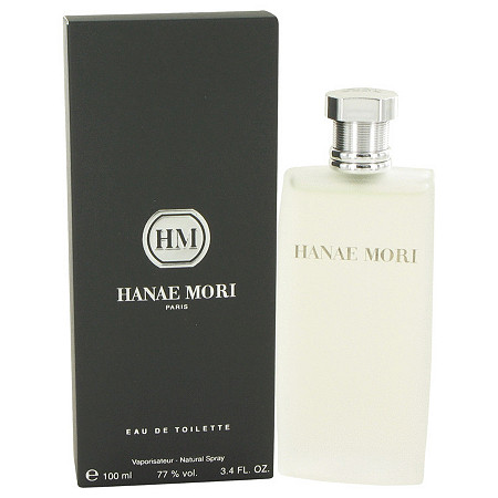 HANAE MORI by Hanae Mori for Men Eau De Toilette Spray 3.4 oz at PalmBeach Jewelry