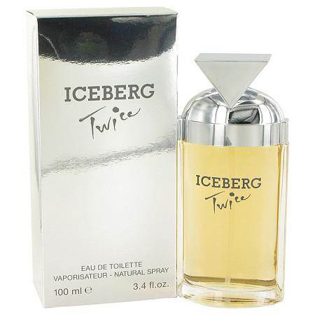 ICEBERG TWICE by Iceberg for Women Eau De Toilette Spray 3.4 oz at PalmBeach Jewelry