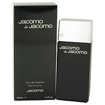 JACOMO DE JACOMO by Jacomo for Men Eau De Toilette Spray 3.4 oz