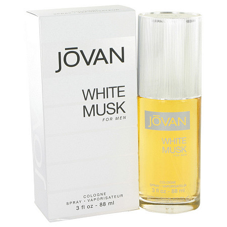 JOVAN WHITE MUSK by Jovan for Men Eau De Cologne Spray 3 oz at PalmBeach Jewelry