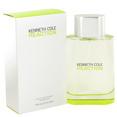 Kenneth Cole Reaction by Kenneth Cole for Men Eau De Toilette Spray 3.4 oz at PalmBeach Jewelry