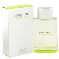 Kenneth Cole Reaction by Kenneth Cole for Men Eau De Toilette Spray 3.4 oz