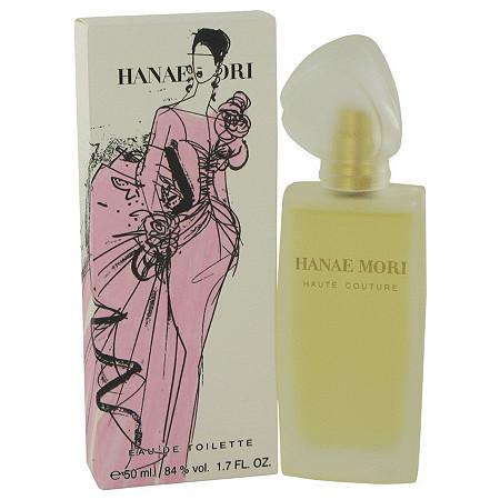 Hanae Mori Haute Couture by Hanae Mori for Women Eau De Toilette Spray 1.7 oz at PalmBeach Jewelry