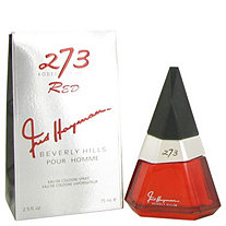 273 Red by Fred Hayman for Men Eau De Cologne Spray 2.5 oz
