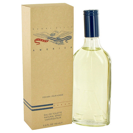 AMERICA by Perry Ellis for Men Eau De Toilette Spray 5 oz at PalmBeach Jewelry