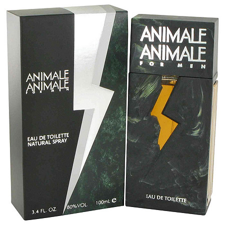 ANIMALE ANIMALE by Animale for Men Eau De Toilette Spray 3.4 oz at PalmBeach Jewelry
