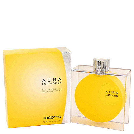 AURA by Jacomo for Women Eau De Toilette Spray 2.4 oz at PalmBeach Jewelry