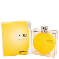 AURA by Jacomo for Women Eau De Toilette Spray 2.4 oz