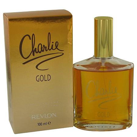 CHARLIE GOLD by Revlon for Women Eau Fraiche Spray 3.4 oz at PalmBeach Jewelry