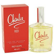 CHARLIE RED by Revlon for Women Eau De Toilette Spray 3.3 oz