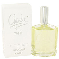 CHARLIE WHITE by Revlon for Women Eau De Toilette Spray 3.4 oz