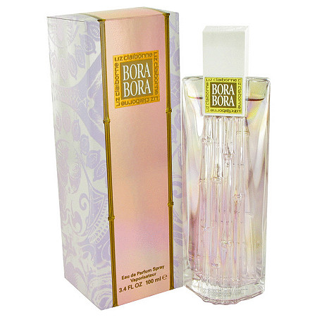 Bora Bora by Liz Claiborne for Women Eau De Parfum Spray 3.4 oz at PalmBeach Jewelry