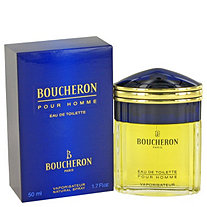 BOUCHERON by Boucheron for Men Eau De Toilette Spray 1.7 oz