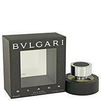 BVLGARI BLACK (Bulgari) by Bulgari for Men Eau De Toilette Spray 1.3 oz