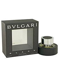 BVLGARI BLACK (Bulgari) by Bulgari for Men Eau De Toilette Spray 1.3 oz