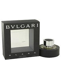 BVLGARI BLACK (Bulgari) by Bulgari for Men Eau De Toilette Spray 2.5 oz