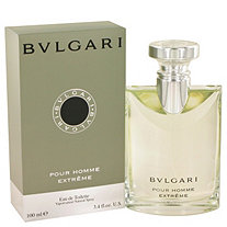 BVLGARI EXTREME (Bulgari) by Bulgari for Men Eau De Toilette Spray 3.4 oz