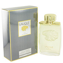 LALIQUE by Lalique for Men Eau De Toilette Spray 4.2 oz