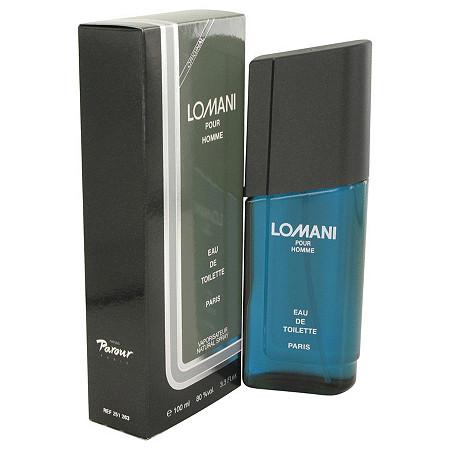 LOMANI by Lomani for Men Eau De Toilette Spray 3.4 oz at Direct Charge presents PalmBeach