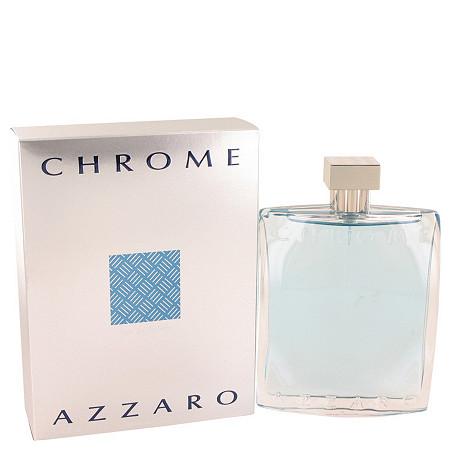 Chrome by Loris Azzaro for Men Eau De Toilette Spray 6.8 oz at PalmBeach Jewelry