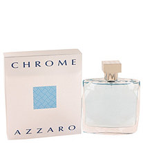 Chrome by Loris Azzaro for Men Eau de Toilette Spray 3.4 oz.