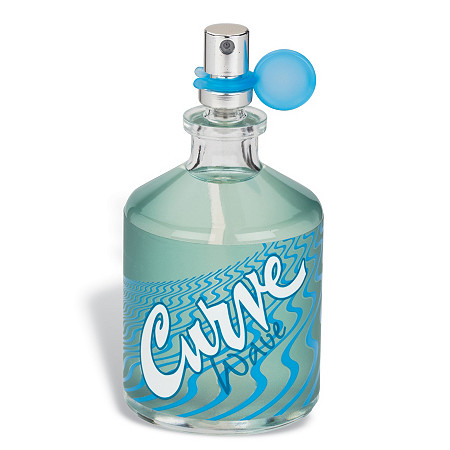 Curve Wave by Liz Claiborne for Men Cologne Spray 4.2 oz at PalmBeach Jewelry