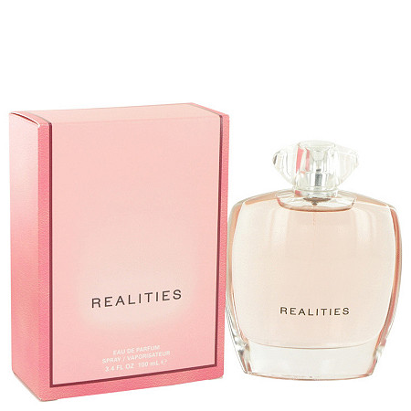 Realities (New) by Liz Claiborne for Women Eau De Parfum Spray 3.4 oz at PalmBeach Jewelry