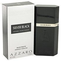 Silver Black by Loris Azzaro for Men Eau De Toilette Spray 1.7 oz