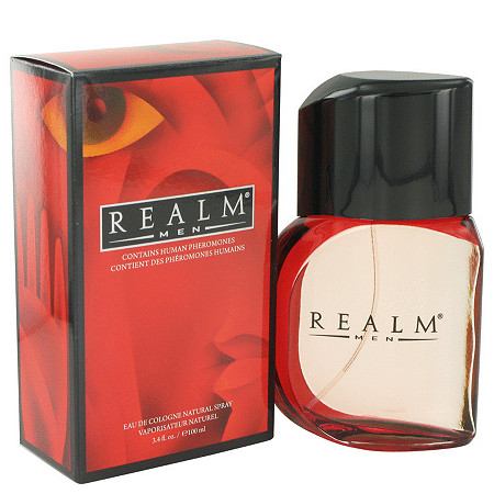 REALM by Erox for Men Eau De Toilette Spray 3.4 oz at PalmBeach Jewelry