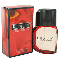 REALM by Erox for Men Eau De Toilette Spray 3.4 oz