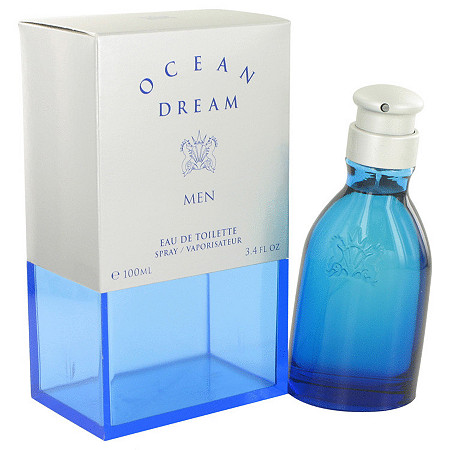OCEAN DREAM by Designer Parfums ltd for Men Eau De Toilette Spray 3.4 oz at PalmBeach Jewelry