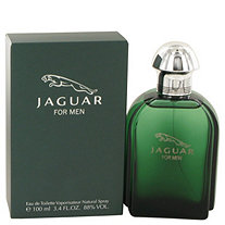 JAGUAR by Jaguar for Men Eau De Toilette Spray 3.4 oz