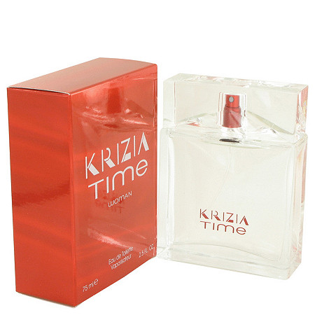 Krizia Time by Krizia for Women Eau De Toilette Spray 2.5 oz at PalmBeach Jewelry