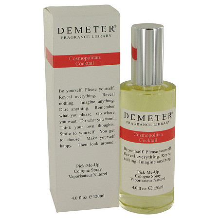 Demeter by Demeter for Women Cosmopolitan Cocktail Cologne Spray 4 oz at PalmBeach Jewelry