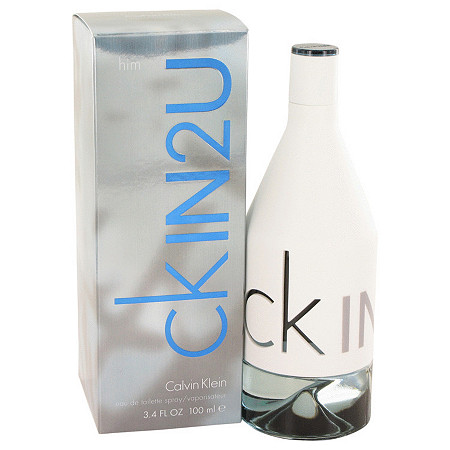CK In 2U by Calvin Klein for Men Eau De Toilette Spray 3.4 oz at PalmBeach Jewelry
