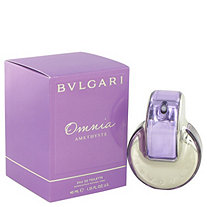 Omnia Amethyste by Bvlgari for Women Eau De Toilette Spray 1.3 oz