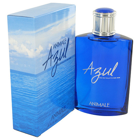 ANIMALE AZUL by Animale for Men Eau De Toilette Spray 3.4 oz at PalmBeach Jewelry