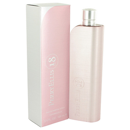 Perry Ellis 18 by Perry Ellis for Women Eau De Parfum Spray 3.4 oz at PalmBeach Jewelry