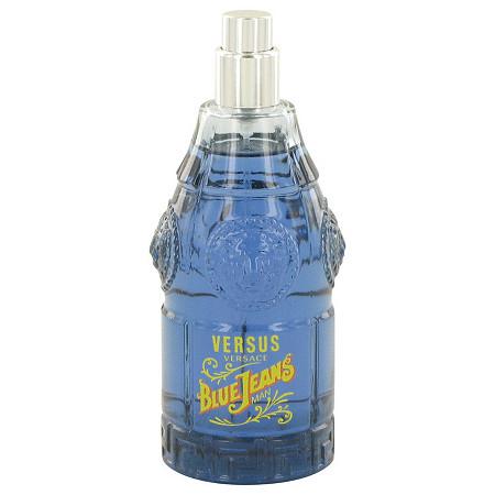 BLUE JEANS by Versace for Men Eau De Toilette Spray (Tester) 2.5 oz at PalmBeach Jewelry