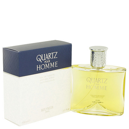 QUARTZ by Molyneux for Men Eau De Toilette Spray 3.4 oz at PalmBeach Jewelry