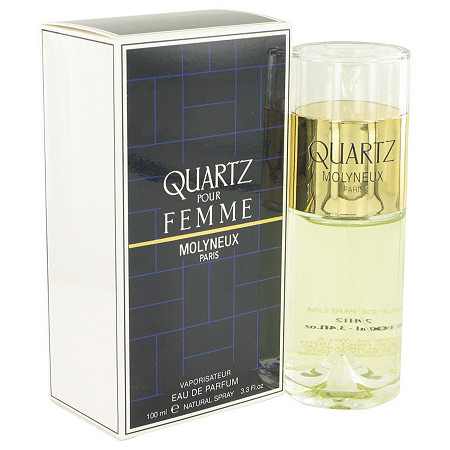 QUARTZ by Molyneux for Women Eau De Parfum Spray 3.4 oz at PalmBeach Jewelry