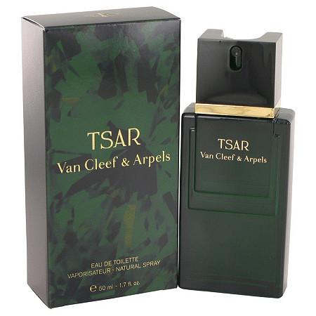 TSAR by Van Cleef & Arpels for Men Eau De Toilette Spray 1.6 oz at PalmBeach Jewelry