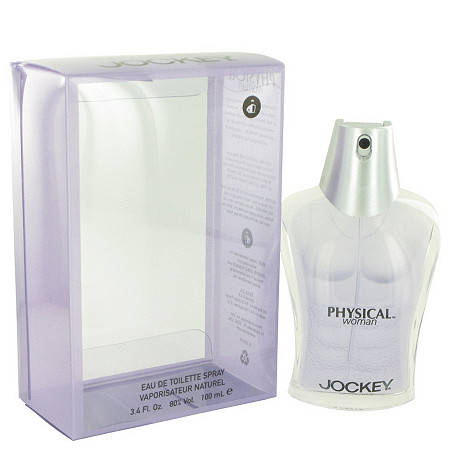 PHYSICAL JOCKEY by Jockey International for Women Eau De Toilette Spray 3.4 oz at PalmBeach Jewelry