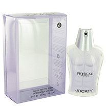 PHYSICAL JOCKEY by Jockey International for Women Eau De Toilette Spray 3.4 oz