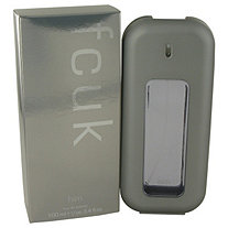 FCUK by French Connection for Men Eau De Toilette Spray 3.4 oz