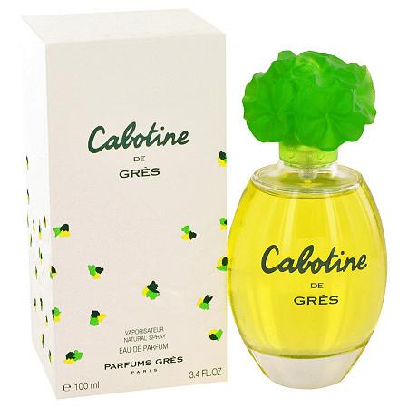 CABOTINE by Parfums Gres for Women Eau De Parfum Spray 3.3 oz at PalmBeach Jewelry