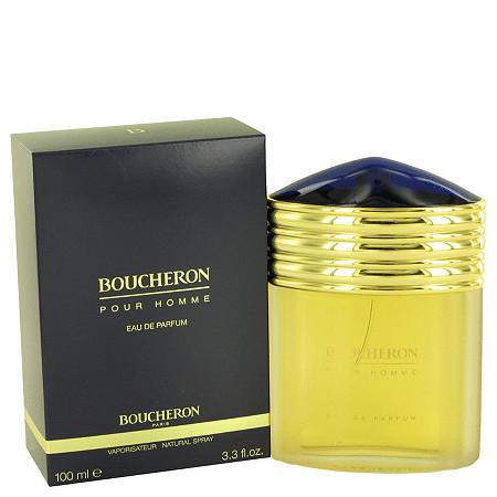 BOUCHERON by Boucheron for Men Eau De Parfum Spray 3.4 oz at PalmBeach Jewelry