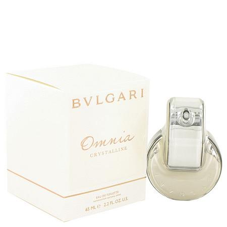 OMNIA CRYSTALLINE by Bulgari for Women Eau De Toilette Spray 2.2 oz at PalmBeach Jewelry
